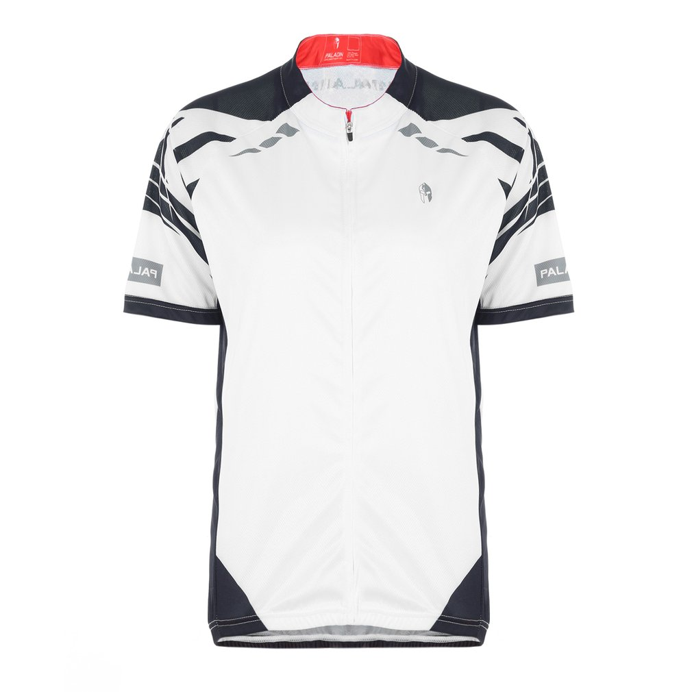 Fashion Man Quick Dry Outdoor Sports Bicycle Clothing Short Sleeves Jersey Top