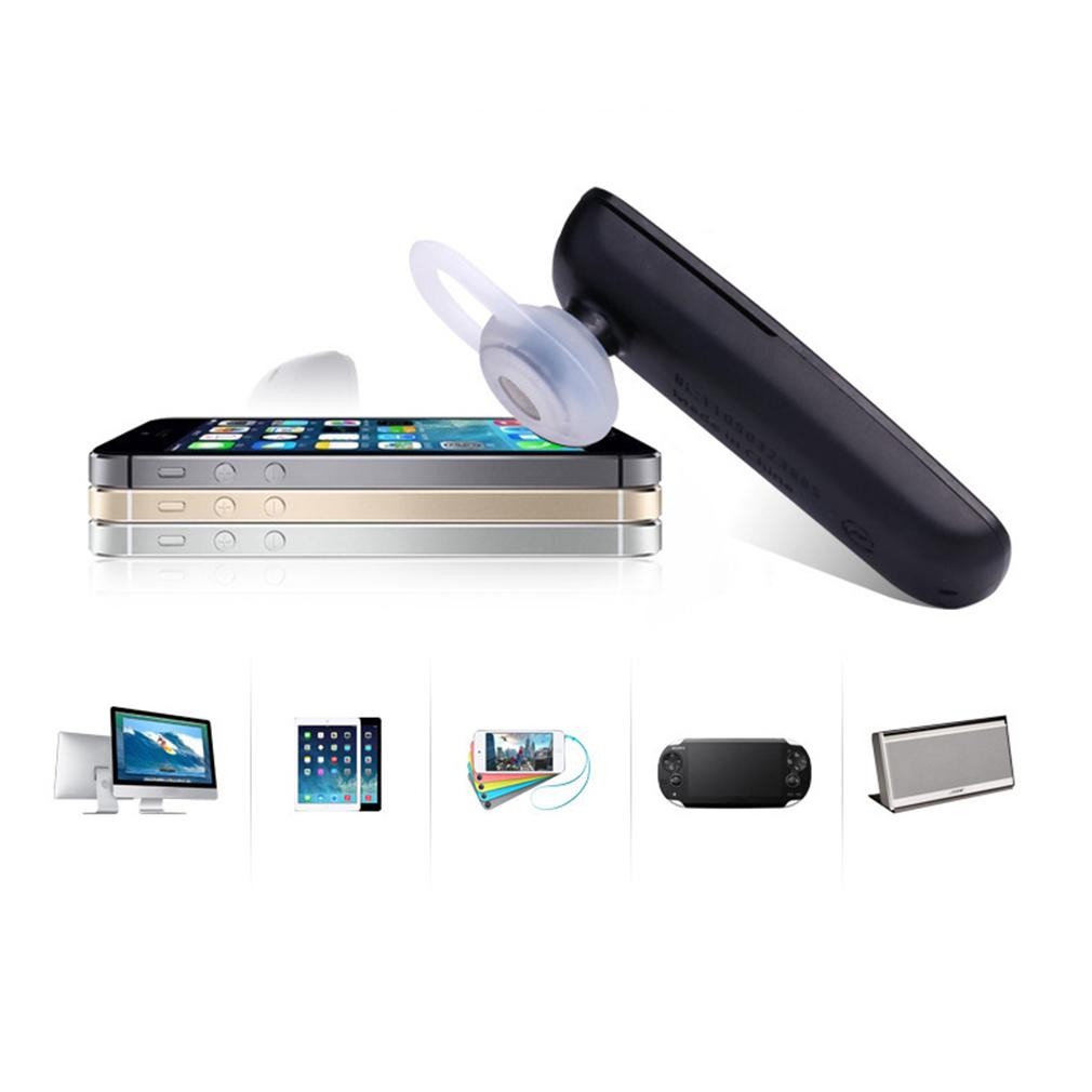 M1 Wireless Bluetooth 4.0 Business Style Earphone Noise Isolation Earphone