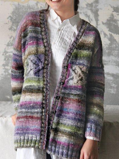 Casual Long Sleeve Sweater