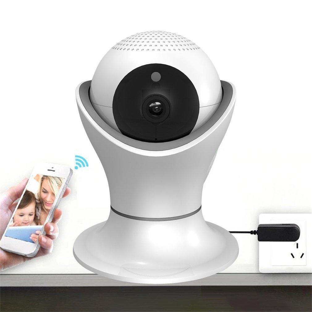355°Rotation PTZ Wireless Camera Smart WiFi Remote Monitor Home Surveillance