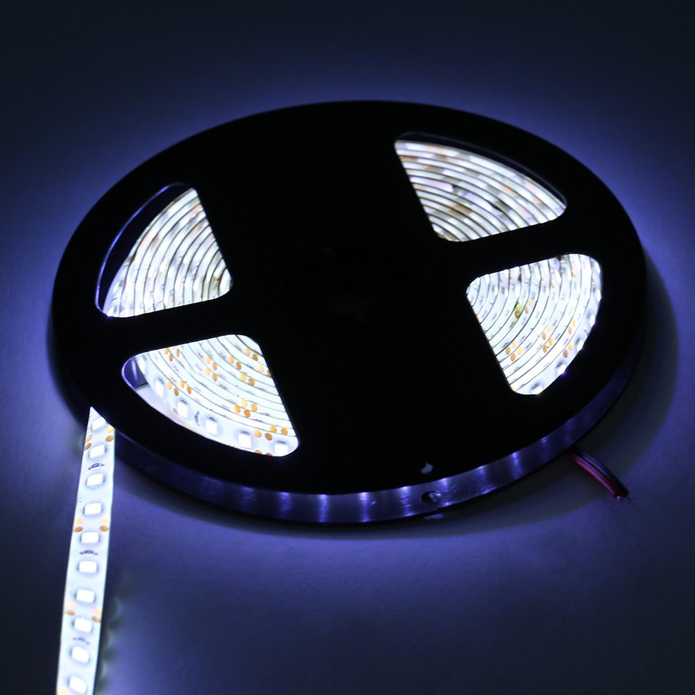 5 Meter 600 LED Waterproof 3528 Light Strip DC12V 3A 36W Home Party Decoration