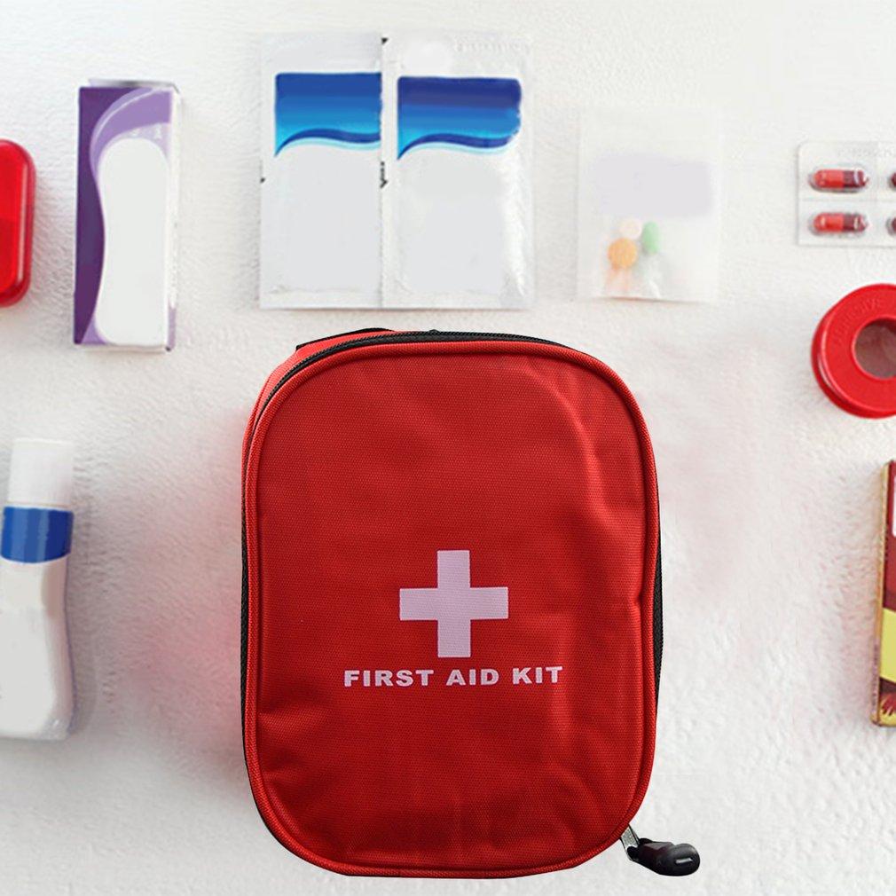 Medicine Storage Bag Medical Emergency Pack First Aid Kit For Camping Hiking