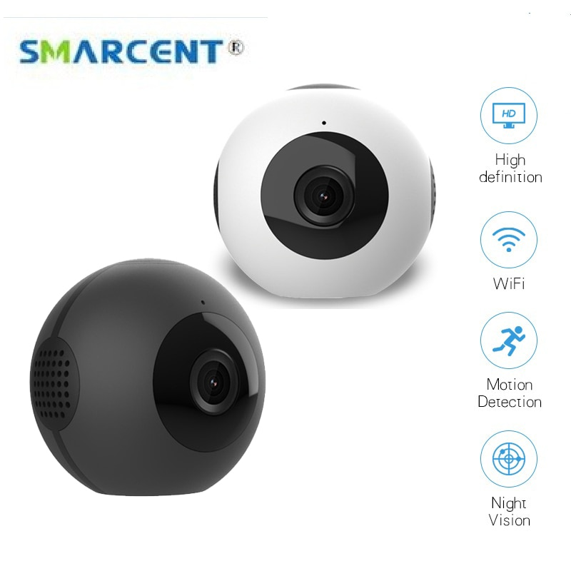 Mini Network IP WiFi camera HD 720P Remote video small micro IP cam Motion Detection Night Vision Home Security mini camcorder