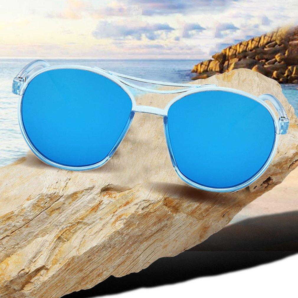Fashion Large Frame Men Women Summer Sunglasses Anti-UV Male Female Sun Glasses Vintage Shades For Driving Shopping Working
