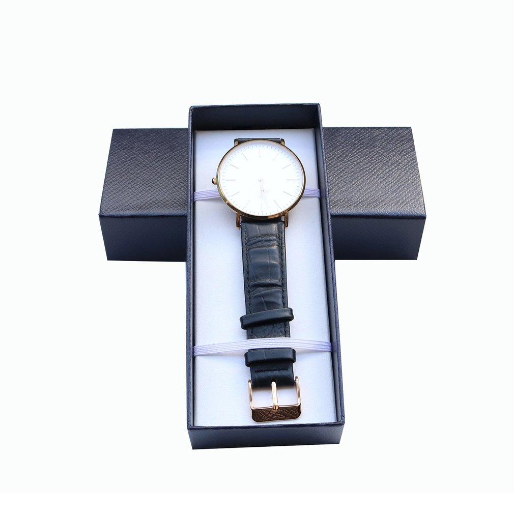 Watch Packaging Box Gift Present Box Jewelry Accessories Box Jewelry Organizer Bracelet Storage Case Wristwatch Holder