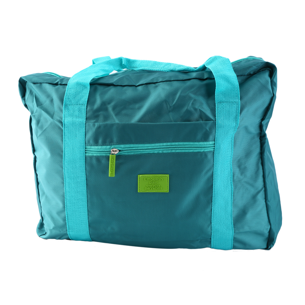 Portable New Waterproof Nylon Folding Bag For Outdoor Travelling Sports