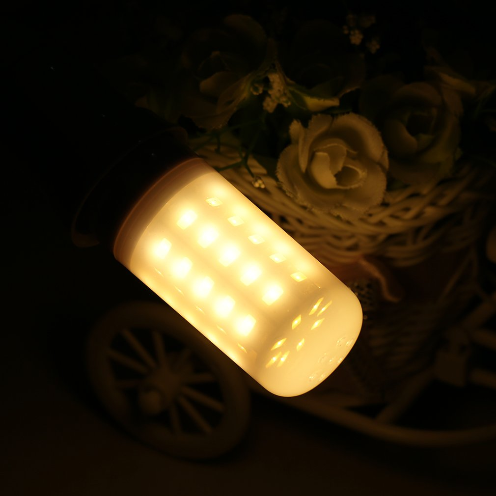High Brightness Light 48 LED Corn Bulb Lamp B22 220V 9W 700LM 5630 SMD