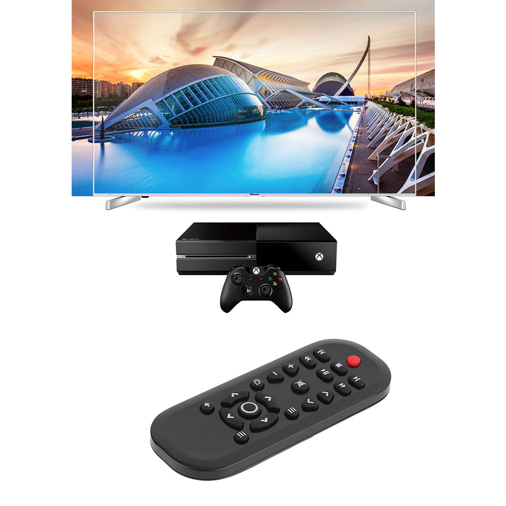 Plastic Wireless Media Remote Control For XBOX ONE For Controlling Blue-Ray