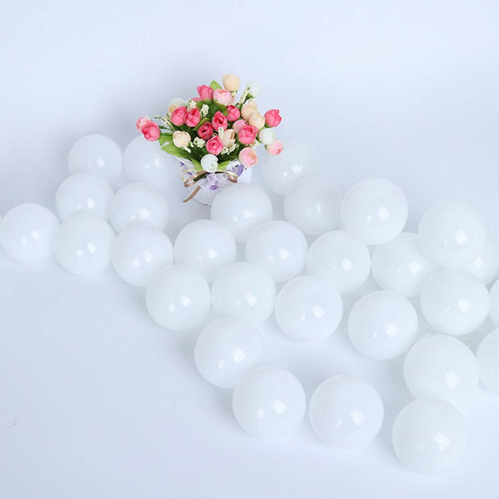 100Pcs Colorful Ocean Balls Baby Swimming Toy Children Gift Ocean Wave Ball