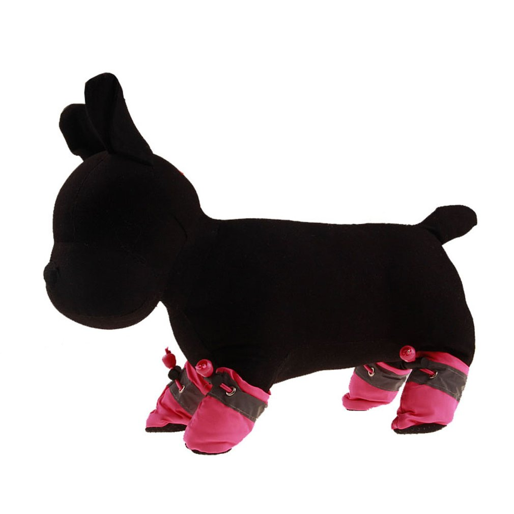 Antiskid Puppy Shoes Soft-soled Pet Dog Shoes Waterproof Small Dog Prewalkers