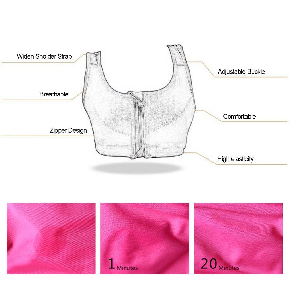 Comfortable Sport Bra Shockproof Wire Free Fitness Sportswear Women Tank Top