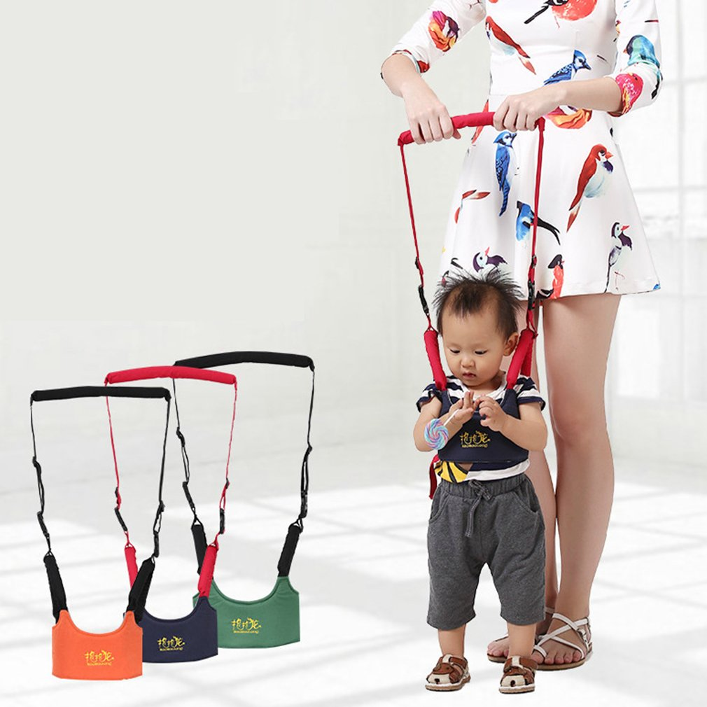 Baby Infant Toddler Carry Walk Assistant Wing Belt Safety Harness Strap