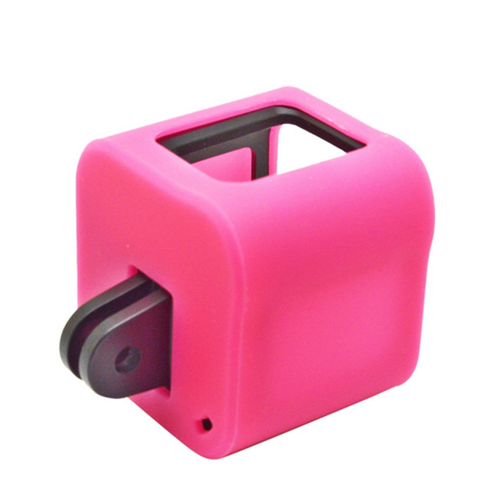 Lens Cap Housing Case Cover Skin Shell Protector for GoPro Hero4 Session HD