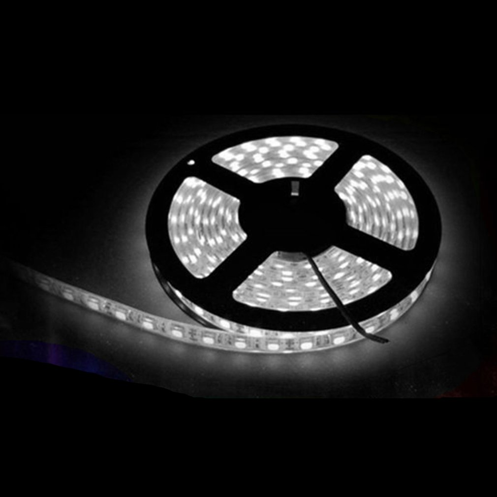 Non-waterproof 5M 300LED Light 3528 DC12V RGB LED Strip Light For Party Home