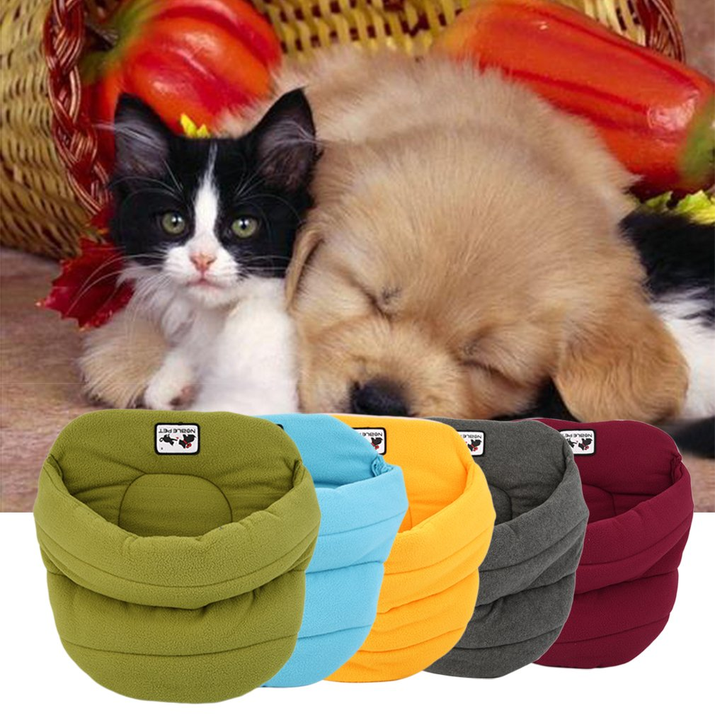 Shoes Design Teddy Puppy Dog Pet Cat House Removable Warm Soft Cushion Bed