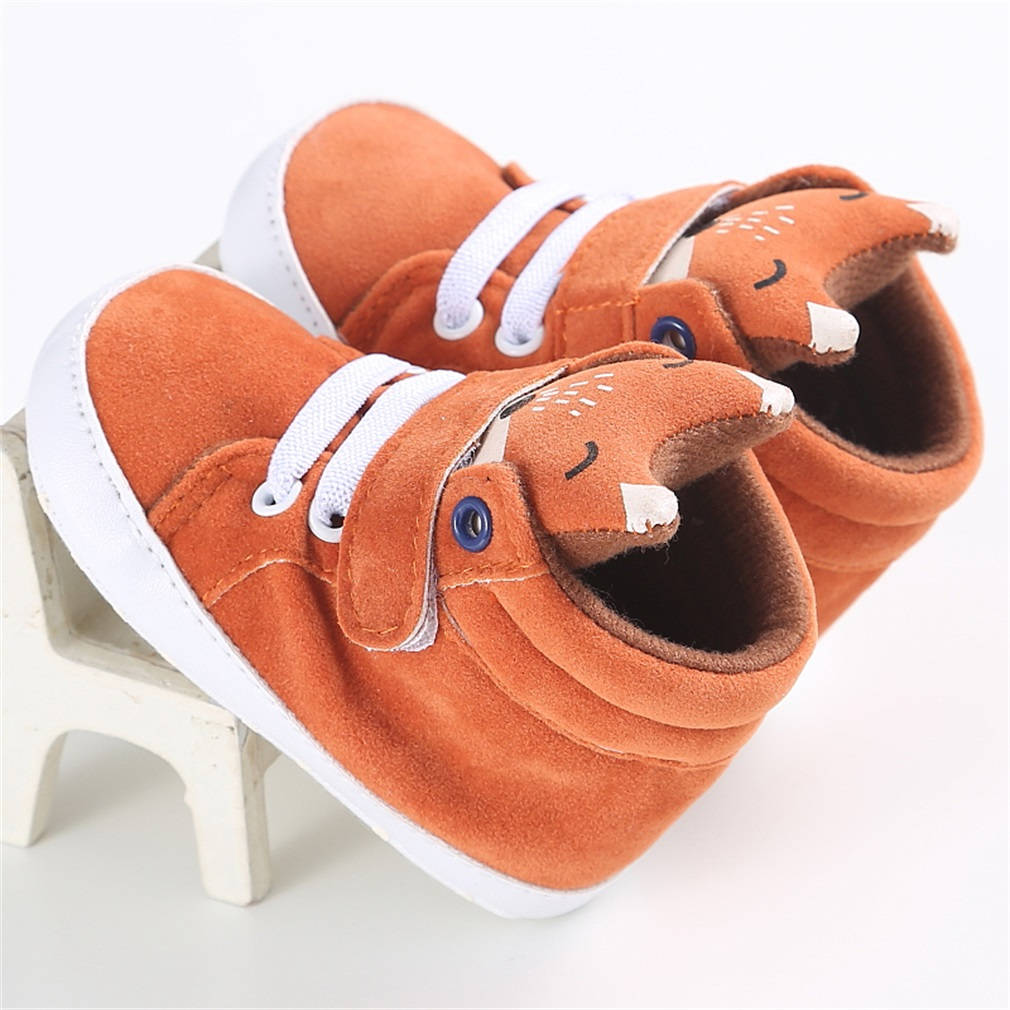 Breathable Newborn Babies Casual Comfortable Soft Insole Kids Walking Shoes