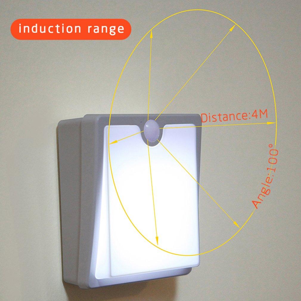 Body Motion Sensor Automatic Control Body Night Light LED Sensor Light Lamp