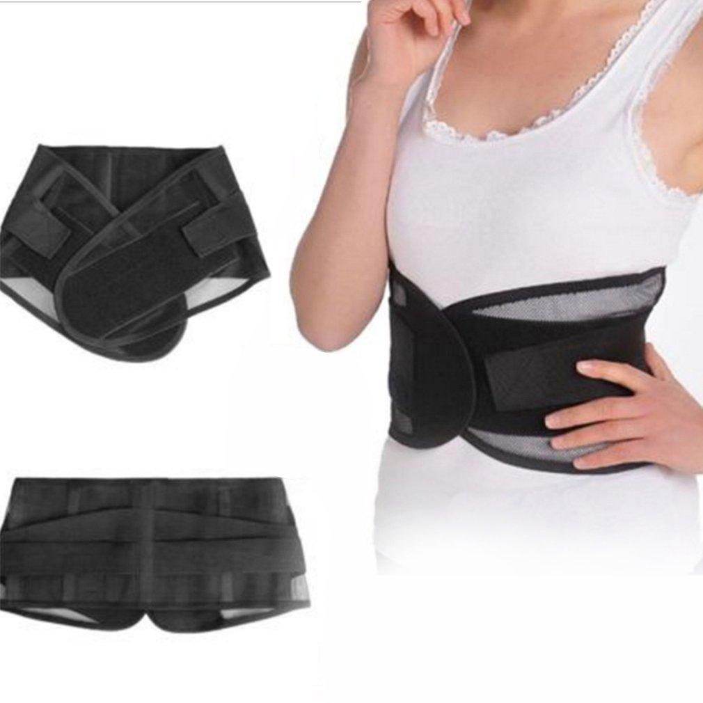 Summer Breathable Belt Waist Protection Support Health Care Lumbar Mesh Belt