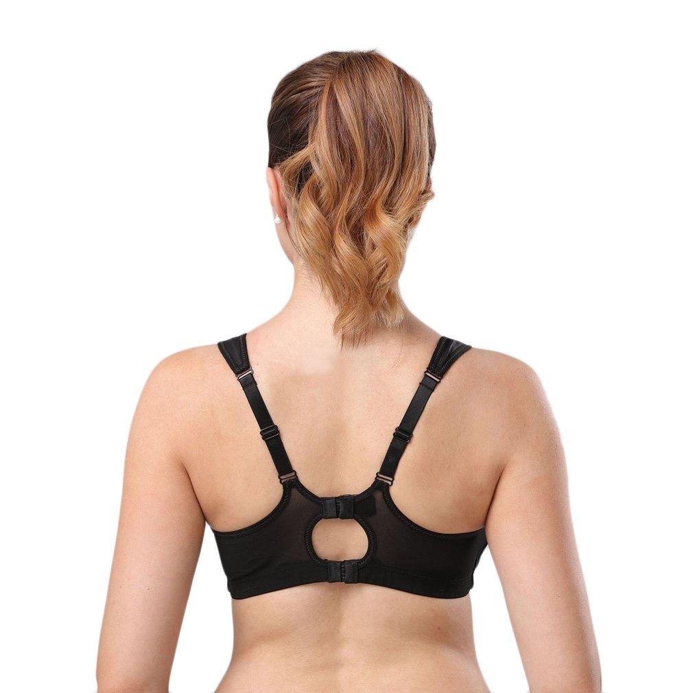 Women NO Steel Ring Sport Bra Running Quick Drying Bra Yoga Workout Sport Bra
