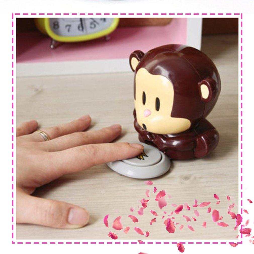 Monkey Nail Dryer Nail Curing Machine Nail Art Polish Blower Manicure Tool