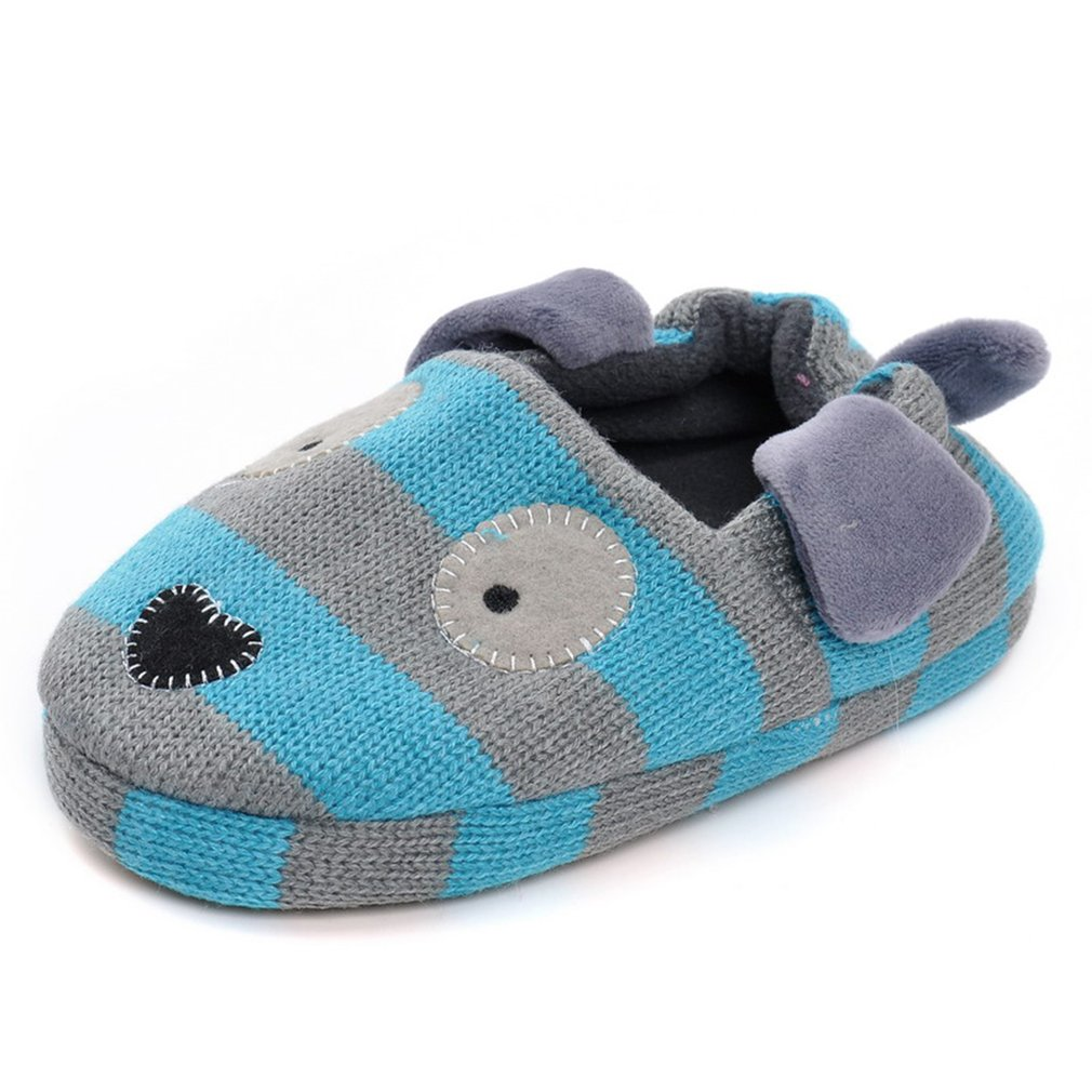 Baby Slippers Antiskid Unisex Shoes Cute Indoor Shoes Wear Resistant Shoes