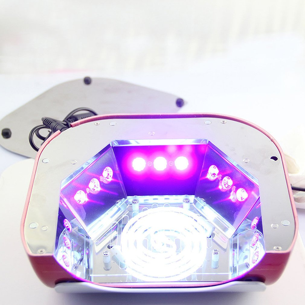Nail Polish Gel Art Tools Professional 48W LED UV Lamp Light 110-220V Nail