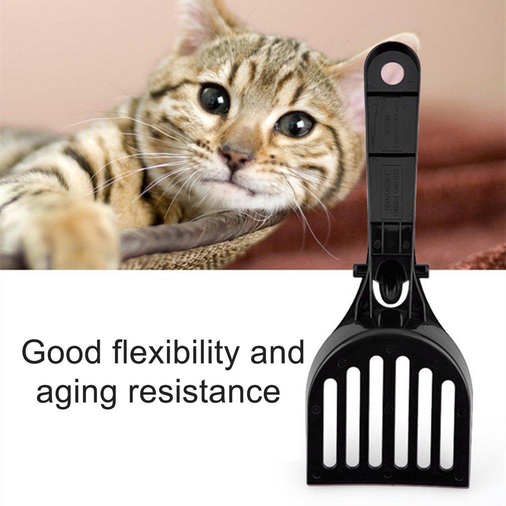 Cat Litter Shovel Universal With Handing Hook Cat Litter Scooper Pet Pooper