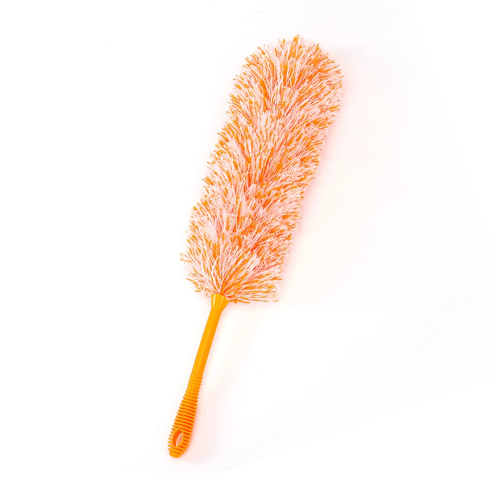 Multipurpose Feather Duster Dust Wiper Bendable Fiber Household Cleaning Tool