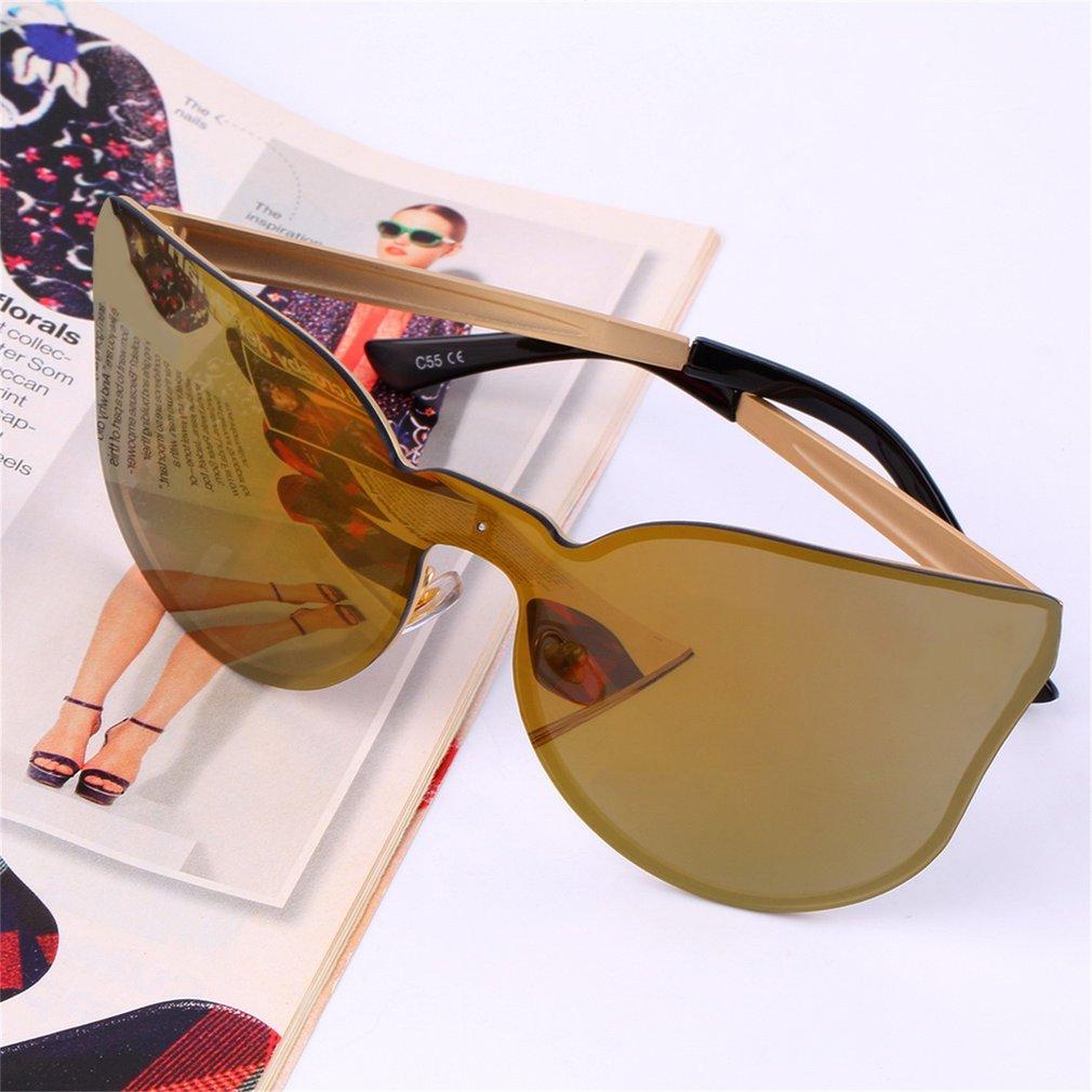 New Fashion Vintage Women Lady Decorative Metal Frame Cat Eye Sunglasses