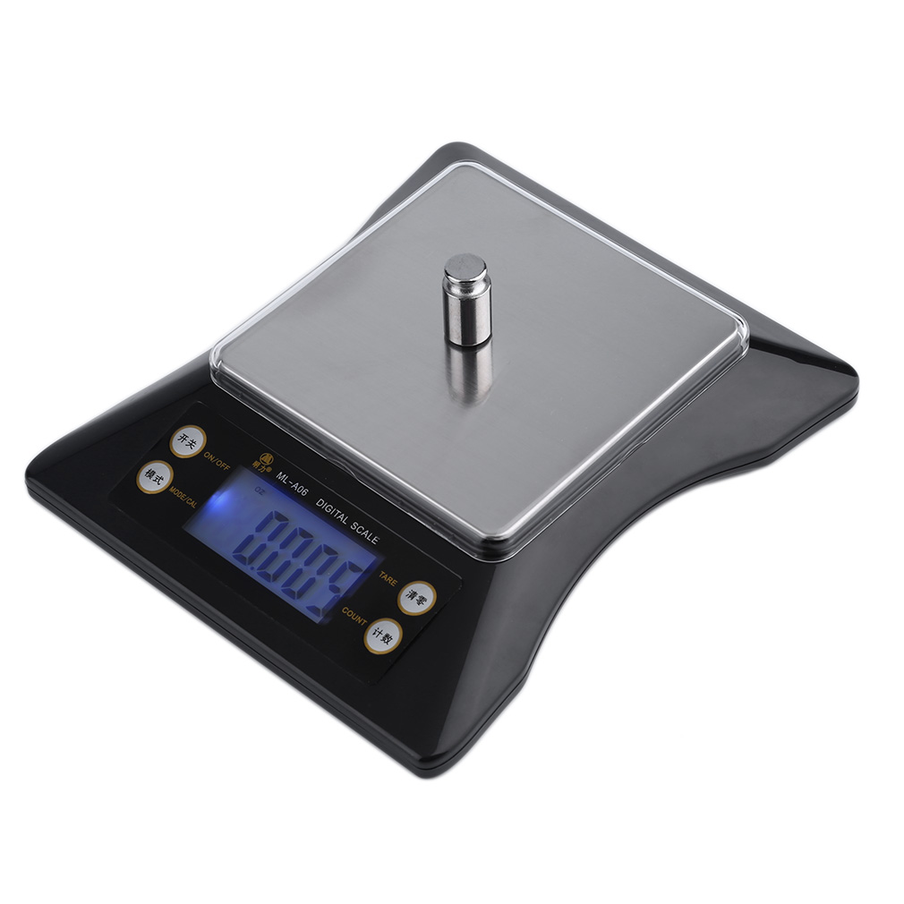 LCD Portable Kitchen 2000g/1000g Weight Scale Digital Electronic
