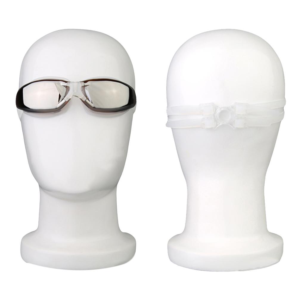 New AntiFog Short-sighted Swim Goggles Resistance WaterProof Swim glasses