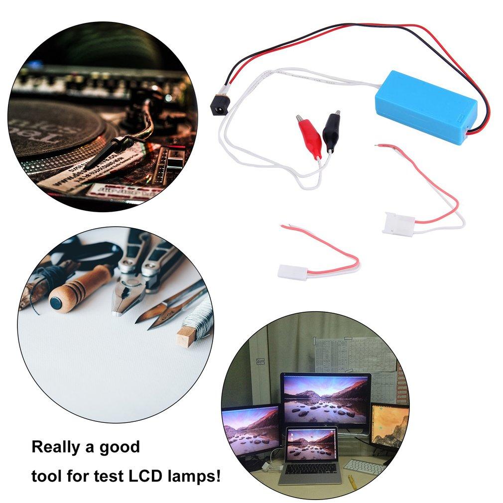 CCFL Lamp Inverter Tester For LCD TV Laptop Screen Lampada Tube Repair Test