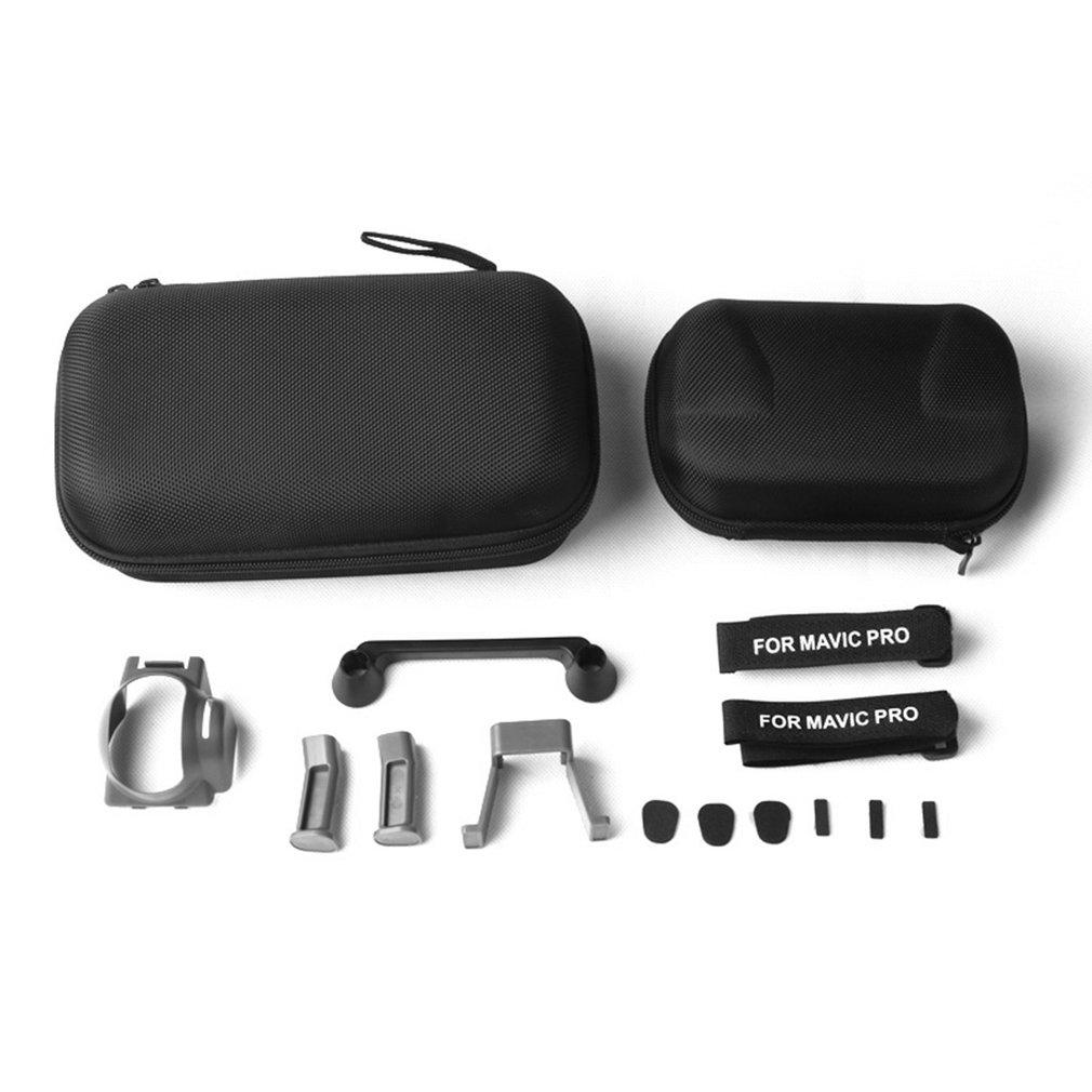 Portable 9 in 1 Quadcopter Drone EVA Bag Camera Lens Holder Accessories