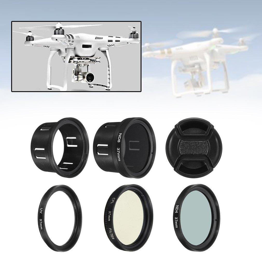 Camera Filter Set Photography Accessory For DJI Phantom 3 For Phantom 4