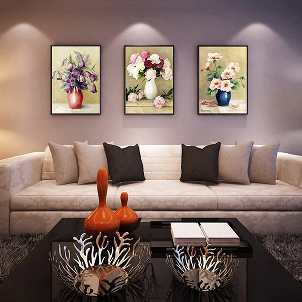 Megayouput L617 Fashionable Home DIY Decorative Cross Stitch Painting 30*40CM