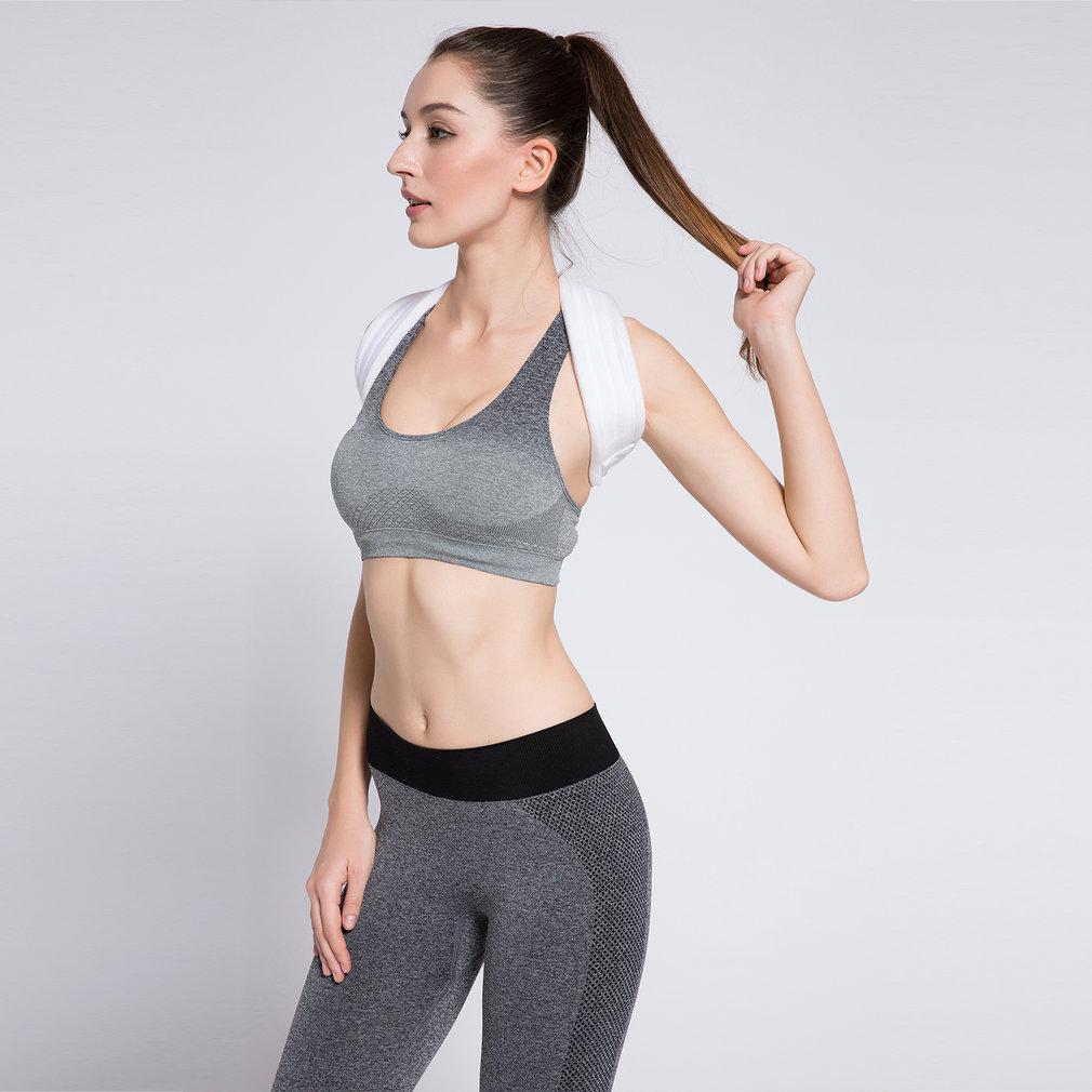 New Clavicle Posture Corrector Back Support Belt Shoulder Bandage Corset Belt