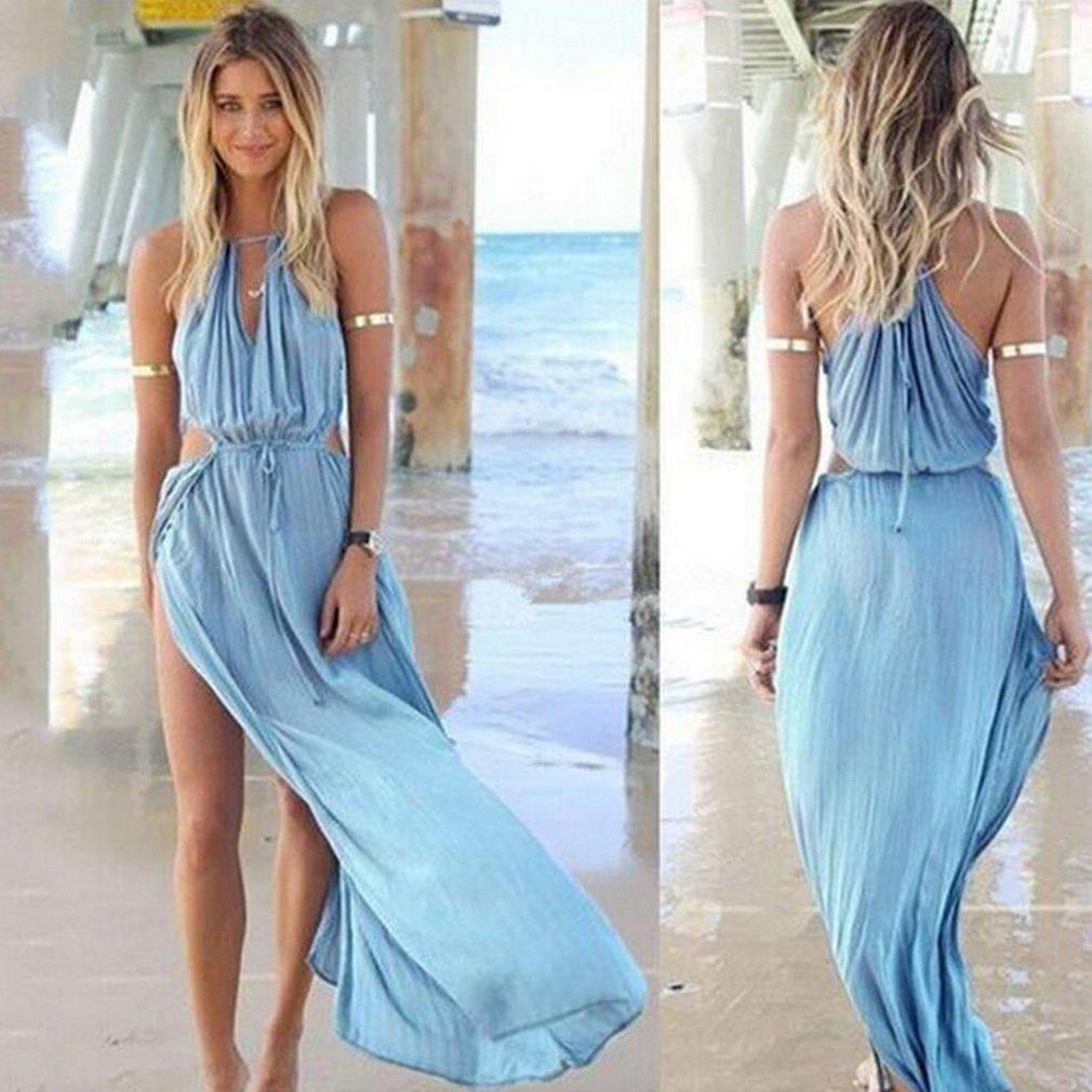 Sexy Women Bandage Strapless Dress Cocktail Summer Beach Ball Dresses