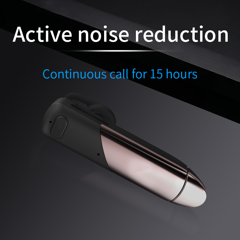 Enong Wireless Bluetooth headset  HD Sound Built-in Mic Noise Isolating Earphones Running Traveling Support 15 Hours continues call