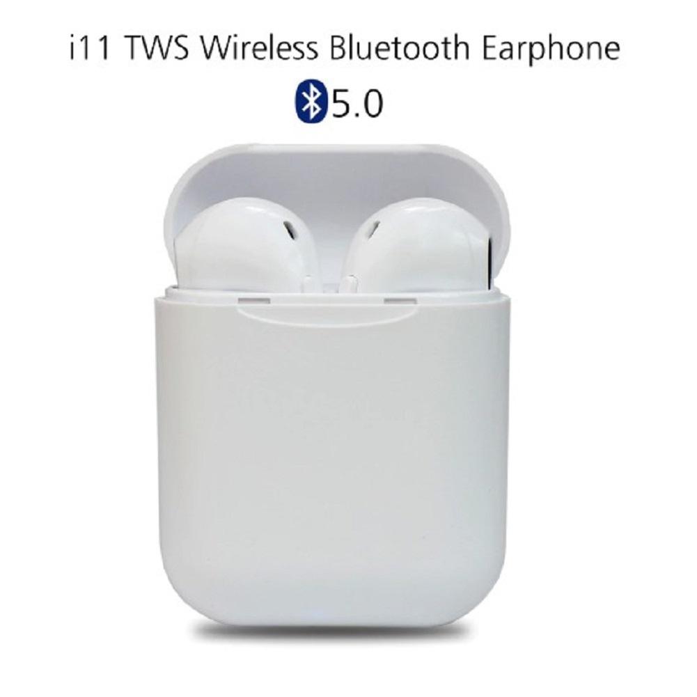 i11 TWS Wireless Bluetooth earphone,turly wireless stereo