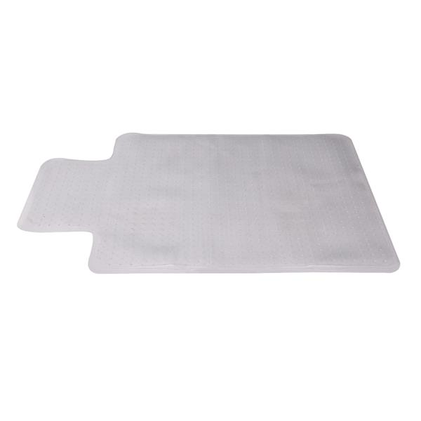 90 x 120 x 0.2cm PVC Home-use Protective Mat for Floor Chair Transparent