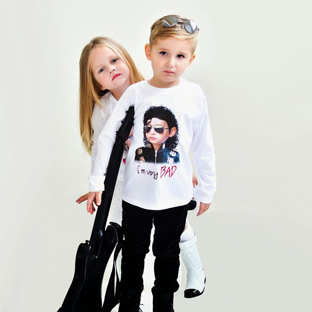 Baby Kids Outfit Clothes Boy Long Sleeve T-shirt Tops+Pants Set Suit 2-7Y