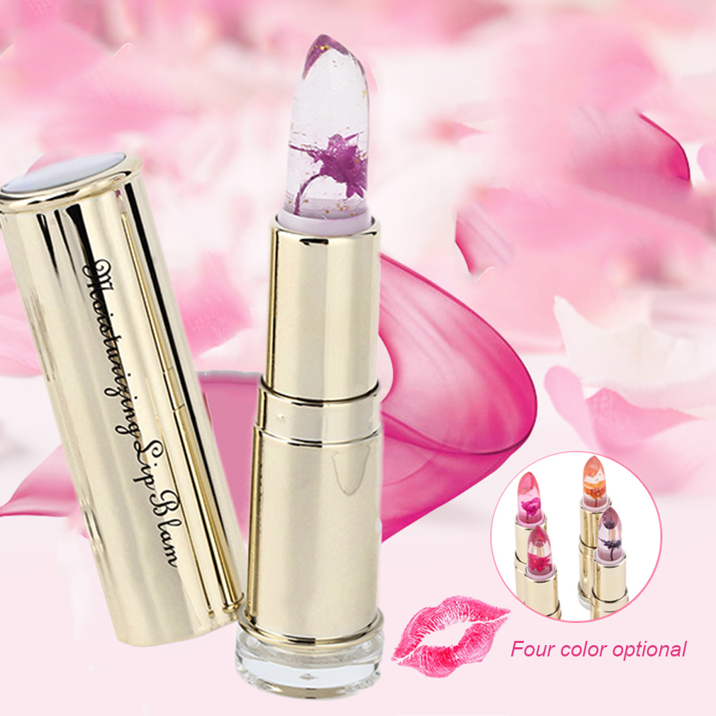YALUNDUP Round Professional Use Color Temperature Change Moisturizer Lipstick