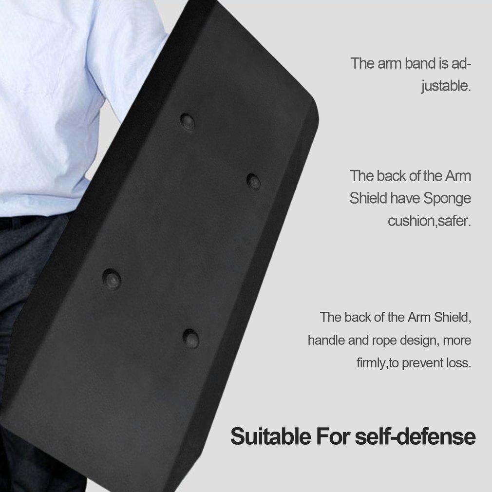 Multi-function Antiriot Aluminum Alloy Tactics Armbands Security Protection