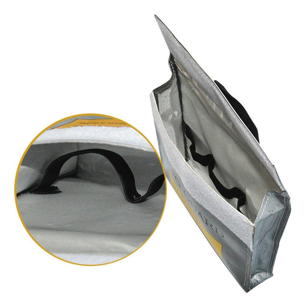 Battery Guard Bag Fireproof Explosion-proof Bag RC Lipo Battery Protecting Bag