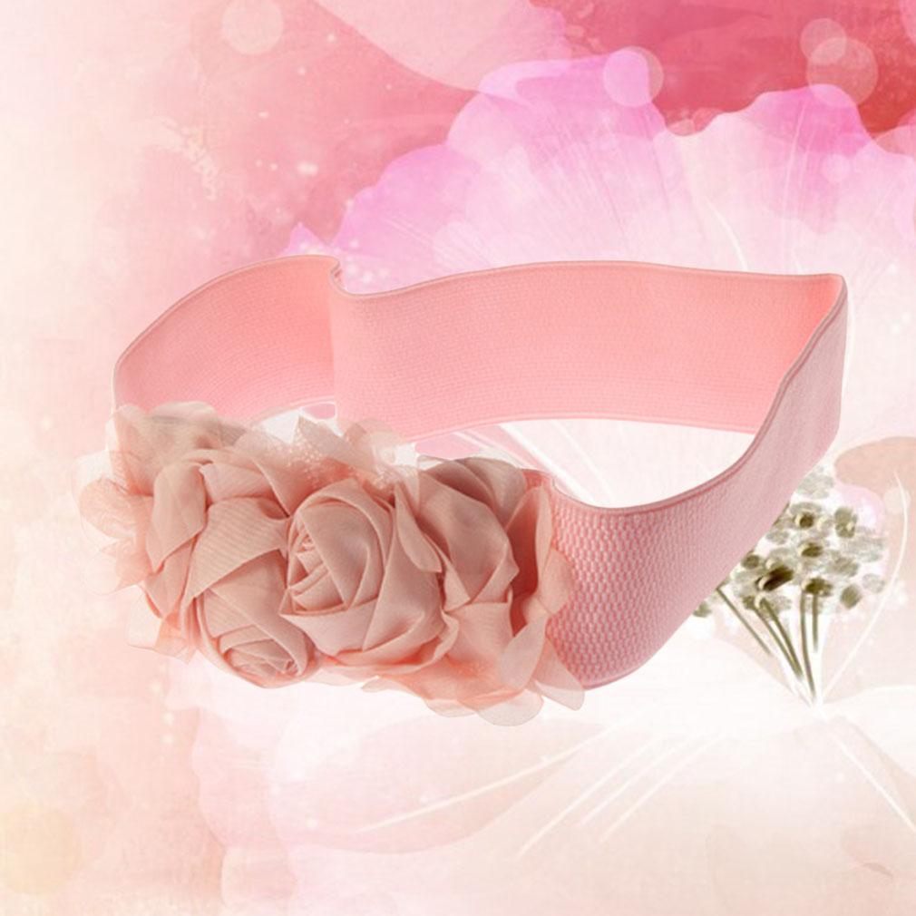 Women's High Quality Waist Band, Pink