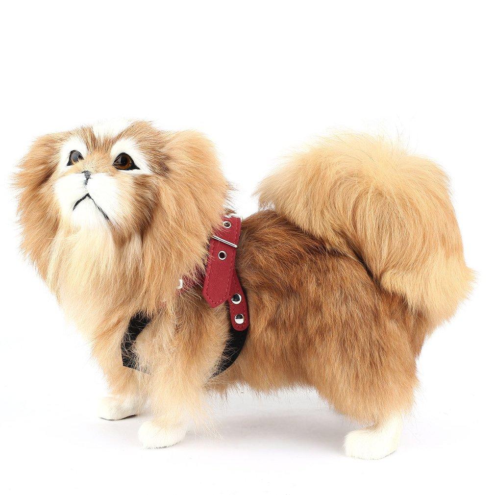 Adjustable Comfort Soft Breathable Dog Harness Belt Dog Chest Strap Collar Pet