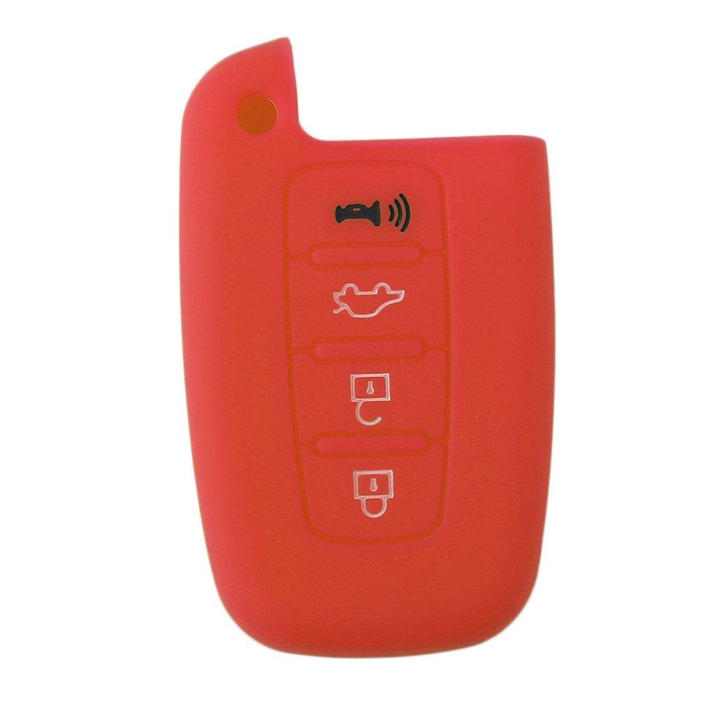 Remote Control Car Keyless Key Cover Case For Hyundai Auto 4 Car Accessories