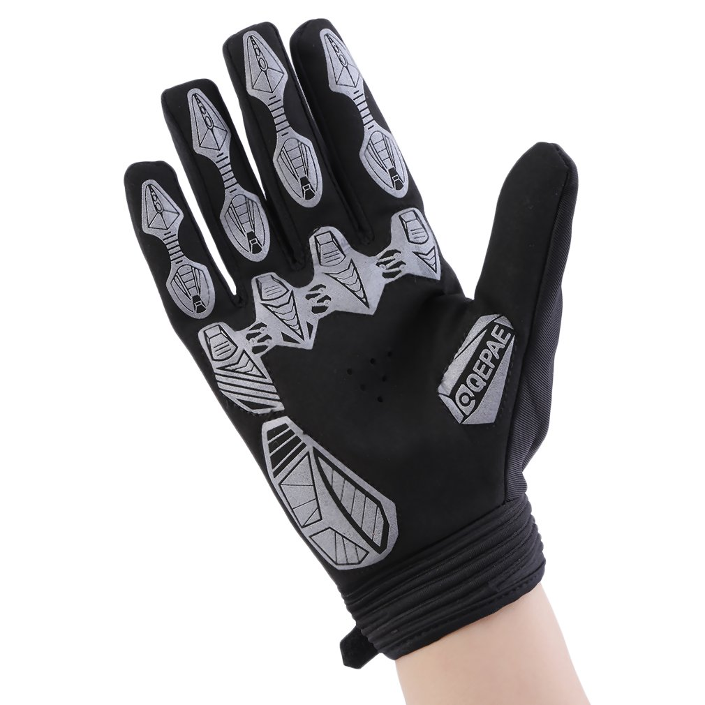 MTB/Road Long Finger Outdoor Bicycle Breathable Sport GEL Cycling Gloves