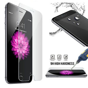Premium Tempered Glass Film Screen Protector for iPhone 8 Plus X XS Max XR