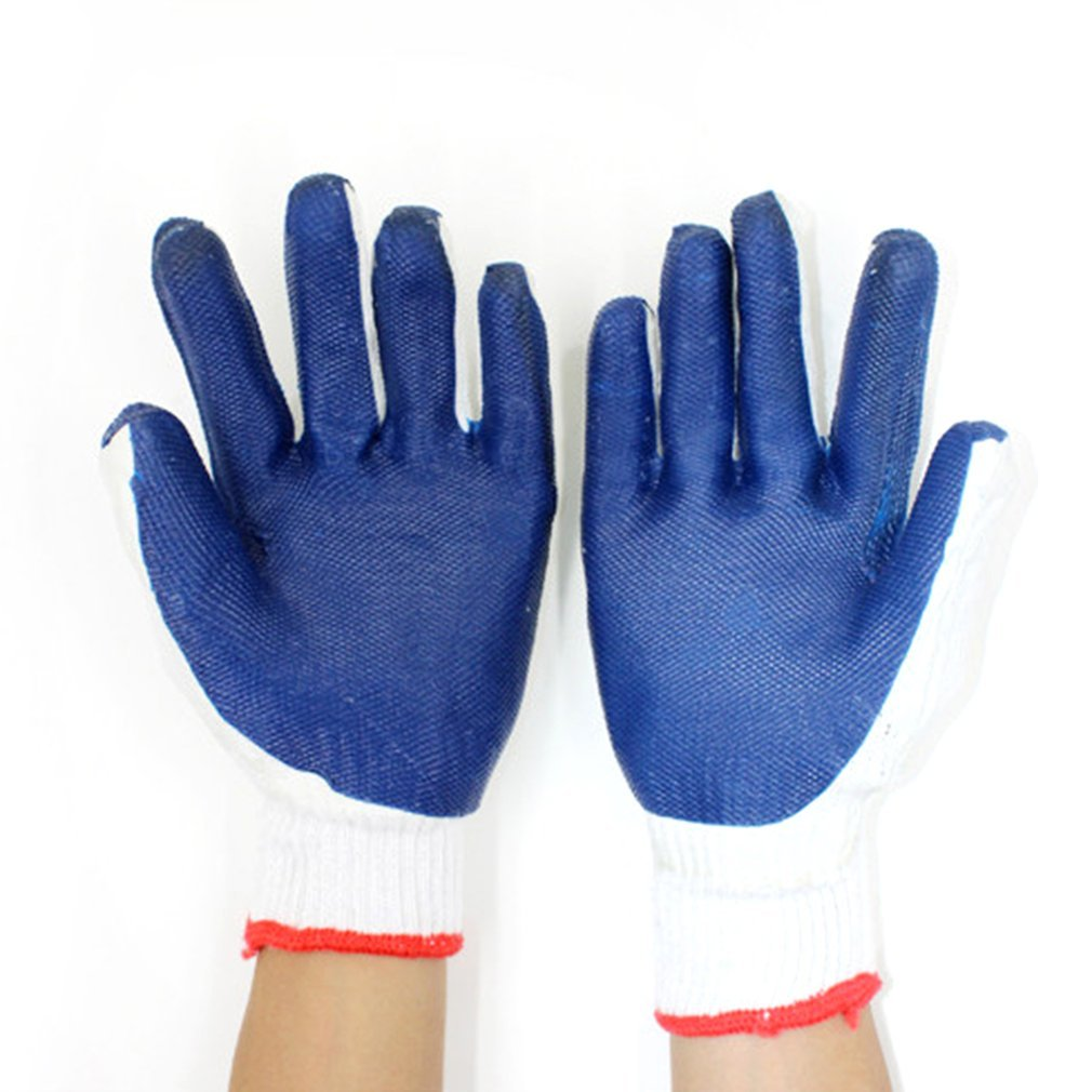 Anti-slip Breathable Working Gloves Anti-Abrasion Safety Protective Gloves